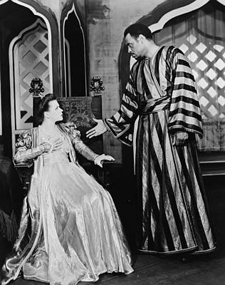 Theatre Othello, 1943 Poster