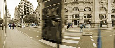 Threadneedle Street Poster