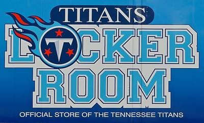 Titan Football Poster