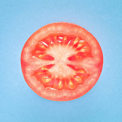 Tomato Poster by Tom Gowanlock