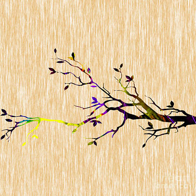 Tree Branch Poster