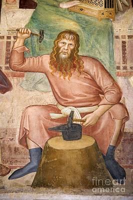 Tubal Cain Poster