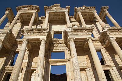 Turkey, Izmir, Kusadasi, Ephesus Poster