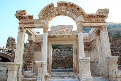Turkey, Izmir Province, Selcuk, Ancient Poster