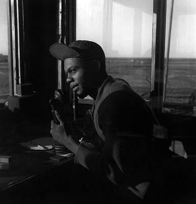 Tuskegee Airman, 1945 Poster