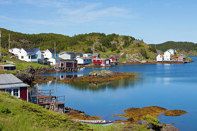 Twillingate, Newfoundland, Canada Poster
