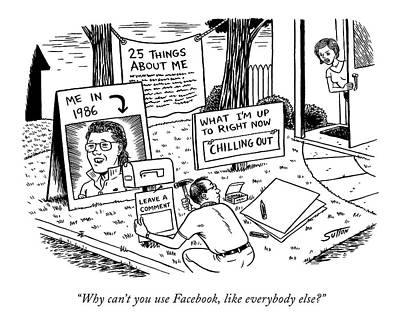 Why Can't You Use Facebook Poster