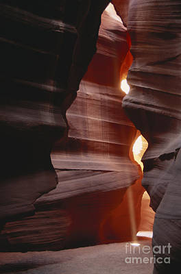 Upper Antelope Canyon, Arizona Poster
