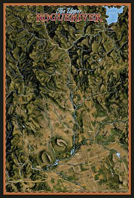 Upper Rogue River Poster