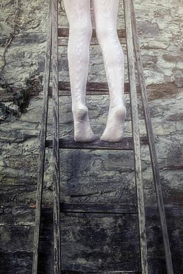 Upwards Poster by Joana Kruse
