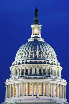 Usa, Washington, D Poster