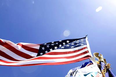 U.s.flag Poster