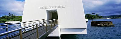 Uss Arizona Memorial, Pearl Harbor Poster