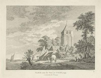 Varik, 1759, Gelderland The Netherlands, 1759 Poster