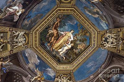 Vatican Museum Poster by John Greim