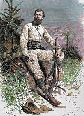Verney Lovett Cameron (1844-1894 Poster