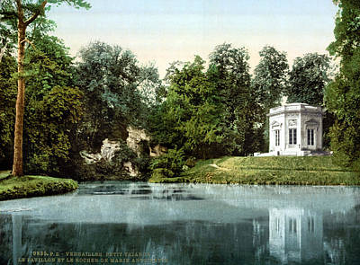 Versailles Petit Trianon Poster by Granger
