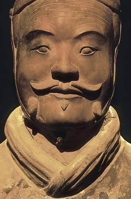 Warriors Of Xian. 221 -206 Bc Poster by Everett
