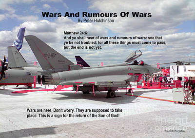 Wars And Rumours Of Wars Poster