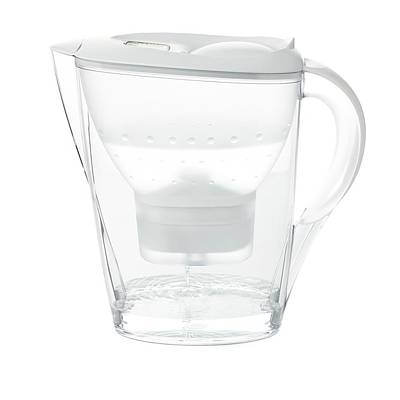 Water Filter Jug Poster by Science Photo Library