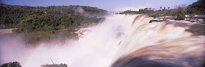 Waterfall After Heavy Rain, Iguacu Poster by Panoramic Images