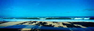Waves In The Ocean, North Shore, Oahu Poster by Panoramic Images