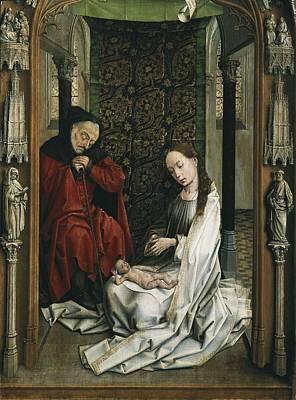 Weyden, Rogier Van Der  1400-1464 Poster by Everett