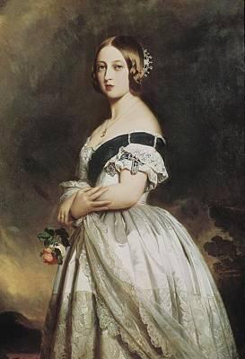 Winterhalter, Franz Xavier 1805-1873 Poster