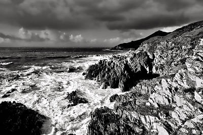 Woolacombe To Morte Point Poster