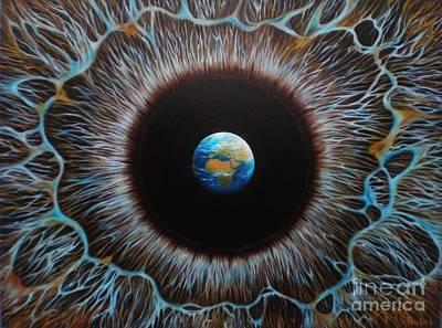 World Vision Poster by Paula Ludovino