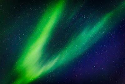Aurora Borealis Or Northern Lights Poster