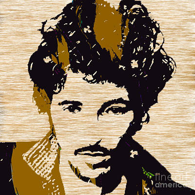 Bruce Springsteen Poster by Marvin Blaine