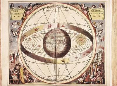 Cellarius, Andreas 1596-1665. Atlas Poster