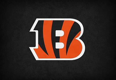 Cincinnati Bengals Poster by Joe Hamilton