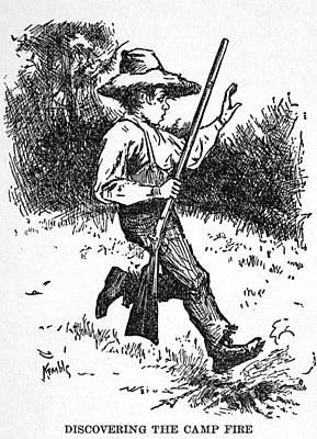 Clemens Huck Finn Poster by Granger
