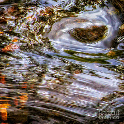 Holy Waters Of Sedona Az By Joanne Bartone Poster