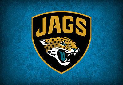 Jacksonville Jaguars Poster by Joe Hamilton