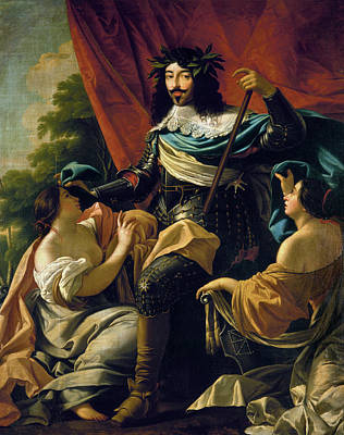 Louis Xiii (1601-1643) Poster by Granger