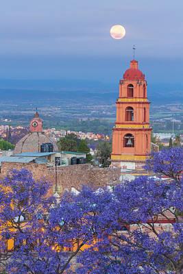 Mexico, San Miguel De Allende Poster