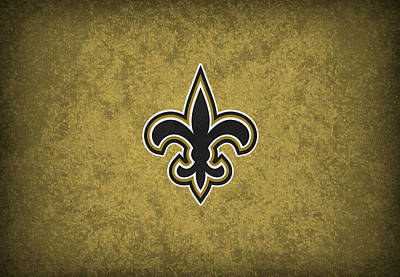 New Orleans Saints Poster