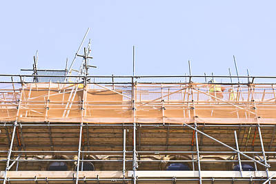 Scaffolding Poster
