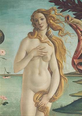 Italy, Tuscany, Florence, Uffizi Poster