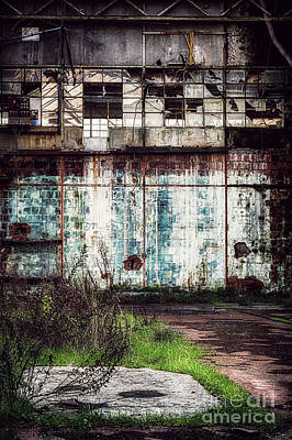 Abandoned Sugarmill Poster