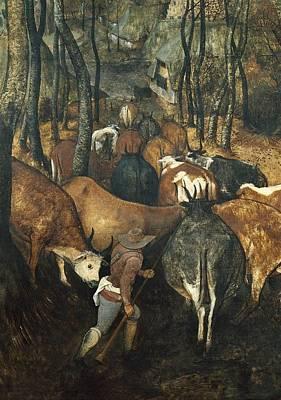 Breugel, Pieter, The Elder, Called Poster by Everett