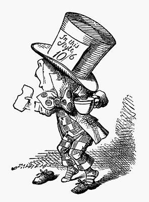 Carroll Alice, 1865 Poster by Granger