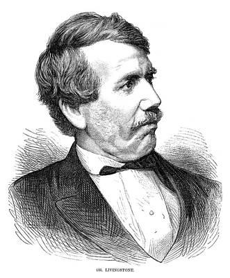 David Livingstone (1813-1873) Poster