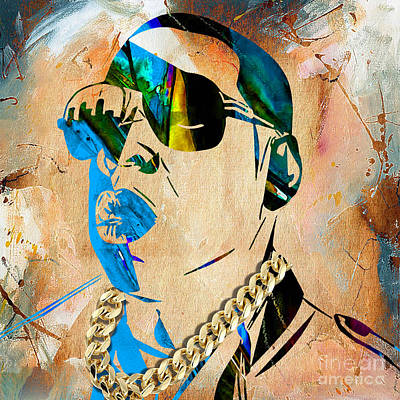 Jay Z Collection Poster