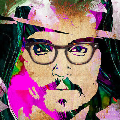 Johnny Depp Collection Poster