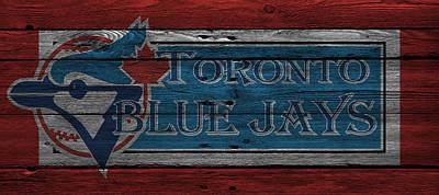 Toronto Blue Jays Poster by Joe Hamilton