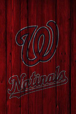 Washington Nationals Poster